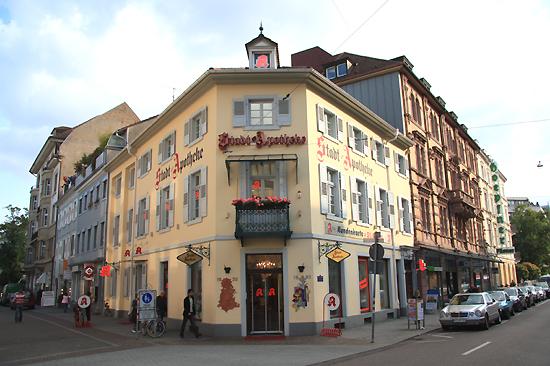 Stadt-Apotheke Karlsruhe