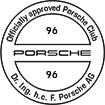 Officially approved Porsche Club 96